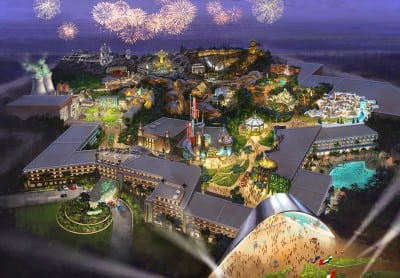 Dubai to Open a Theme Park for 21st Century Fox Characters