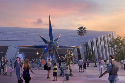 Disney's Once-Futuristic Epcot Is Getting a Modern Overhaul